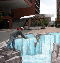 Artweek Interactive Street Art